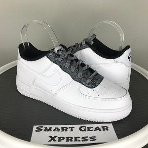 NEW Nike Air Force 1 LV8 GS White 7Y Women's 8.5